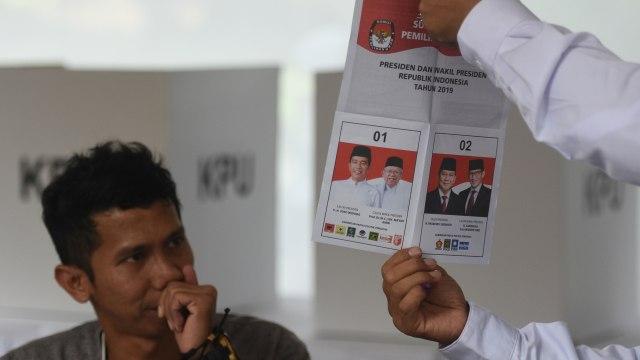 LIPSUS, Gusar Prabowo, Ilustrasi perhitungan suara