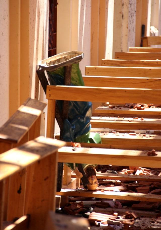 Ledakan, Sri Lanka, Gereja, Hotel (NOT COVER)