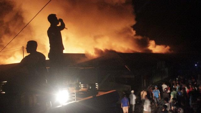 Gudang Berisi 785 Kotak Suara dari 157 TPS di Sumatera Barat Terbakar (144879)