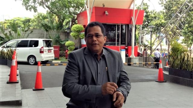Sekjen DPR, Indra Iskandar