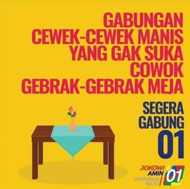 LIPSUS, Gusar Prabowo, Meme receh Konser Putih Bersatu