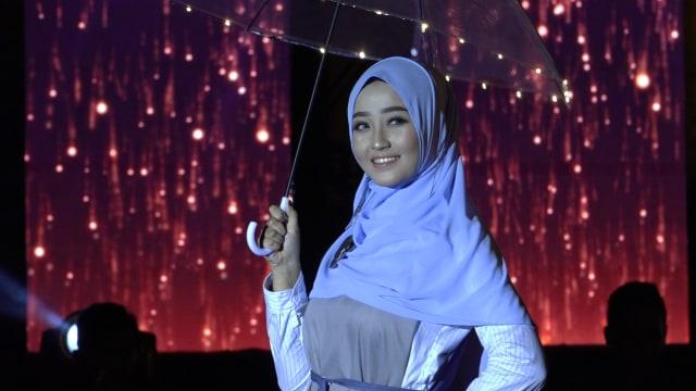 Potret Street Fashion ala Desainer Aceh (84069)