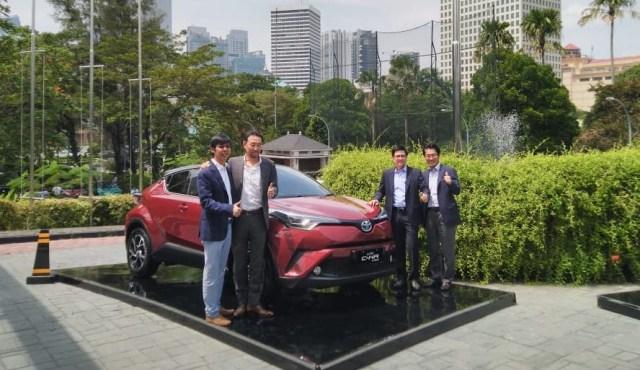 Jualan Mobil Hybrid Toyota Naik Lebih 2 Kali Lipat di Awal 2020 (1563)