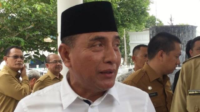 Gubernur Sumatera Utara, Edy Rahmayadi