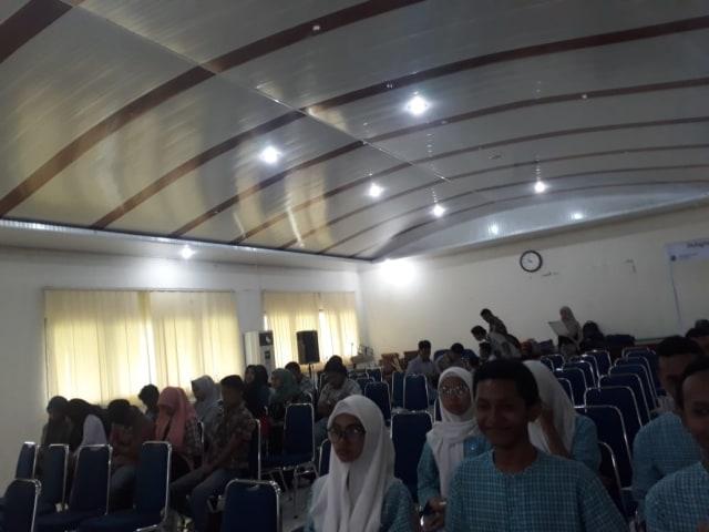 HMI Gelar Talkshow For Millennials, Fakultas Perikanan Ajak Kolaborasi (13729)