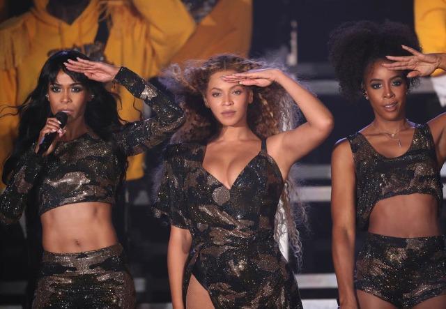 Penampilan Beyonce di Coachella 2018