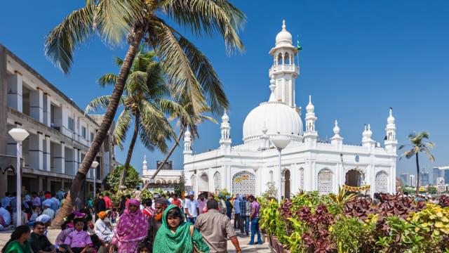Haji Ali Dargah dipadati pengunjung