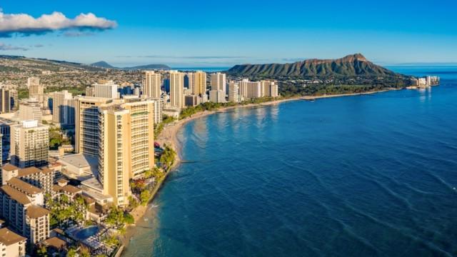 Hawaii Kasih Tiket Pesawat PP Gratis, untuk Wisatawan Pekerja Jarak Jauh (9724)