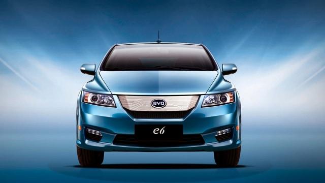 Ini Spesifikasi Byd E6 Mobil Listrik China Di Armada Taksi Blue Bird Kumparan Com