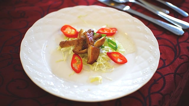 Bale Raos Kraton: Makanan Favorit Raja dengan Tampilan Modern (12596)