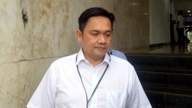 Farhat Abbas di Ditreskrimum Polda Metro Jaya