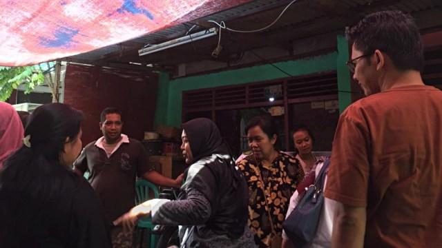 Rudi Mulia Prabowo, Ketua KPPS di Kelurahan Pisangan Baru yang meninggal karena kelelahan
