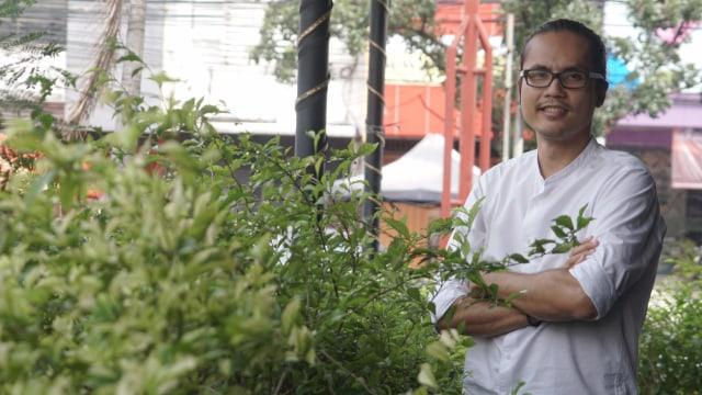 Konten Spesial, Adjie Santosoputro, praktisi kesehatan mental