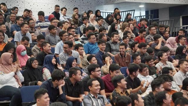 kumparan Academy, ITS, Surabaya