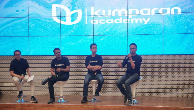 kumparan Academy, ITS, Surabaya