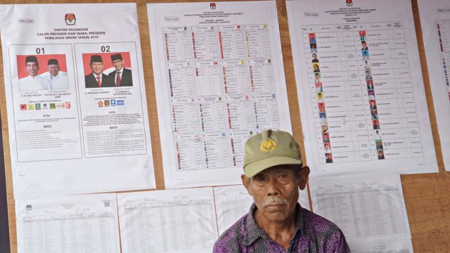TPS 71, PSU, Pemilu 2019