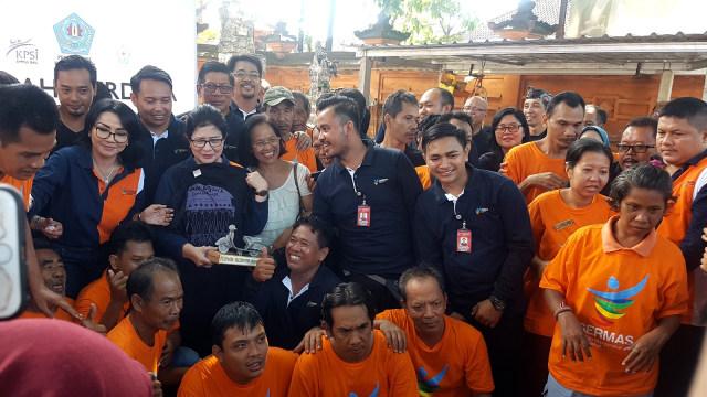 Menteri Kesehatan Nila Moeloek, Rumah Berdaya di Denpasar, Bali