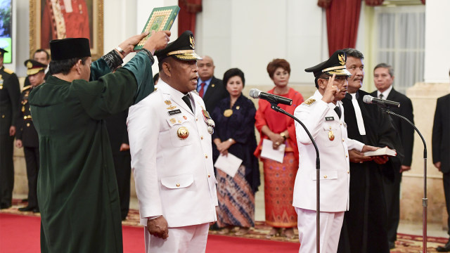 Gubernur dan Wakil Gubernur Maluku Murad Ismail, Barnabas Orno