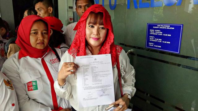 Jejak Dewi Tanjung Pelapor Novel, Kader PDIP yang Hobi Lapor Polisi  (93850)