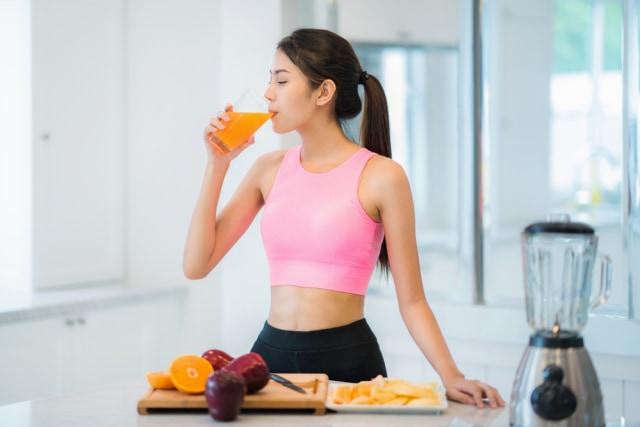 Waktu Tepat Minum Jus Buah dan Sayur, Sebelum atau Sesudah Makan? (239386)