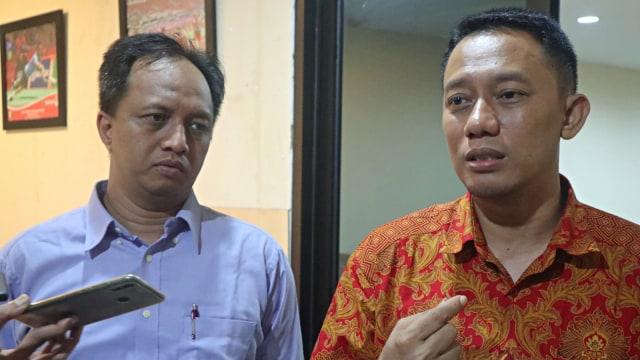 Sekretaris Jenderal Badan Olahraga Profesional Indonesia, Sandi Suwardi Hasan