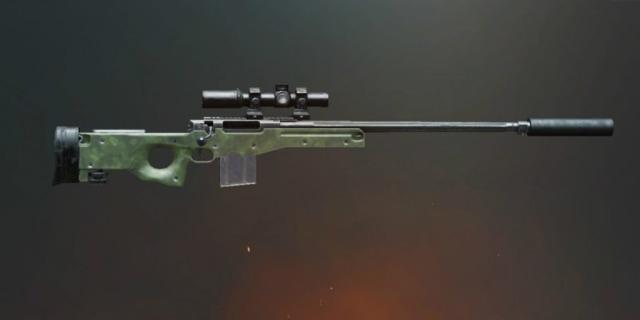 5 Senjata Sniper Mematikan di PUBG Mobile, Simak Bosque! (61024)