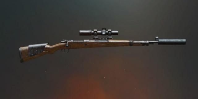 5 Senjata Sniper Mematikan di PUBG Mobile, Simak Bosque! (61026)