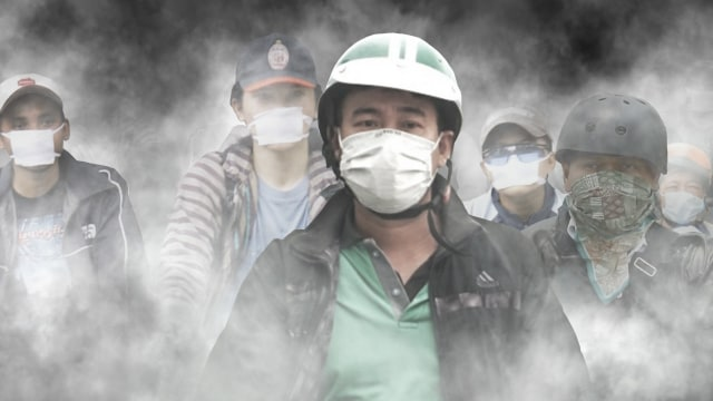 KONTEN SPESIAL, Polusi Udara Jakarta