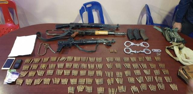Polisi Tangkap 1 Anggota KKB di Aceh usai Baku Tembak selama 45 Menit (292341)