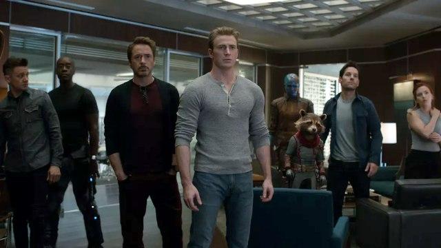 Cara Hindari Spoiler Film 'Avengers: Endgame' di Internet (252510)