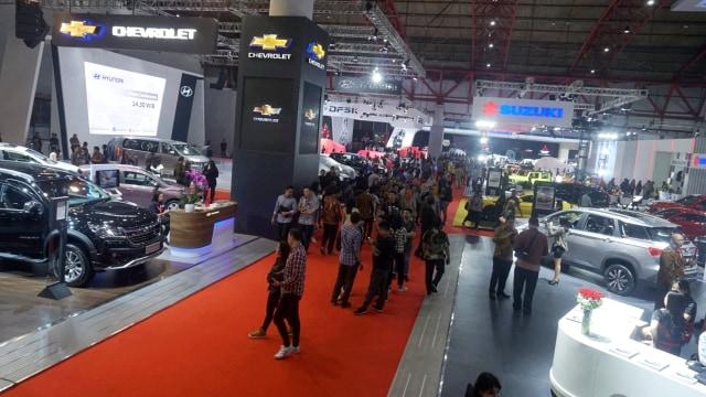 Indonesia Internasional Motor Show, Jiexpo Kemayoran, IIMS