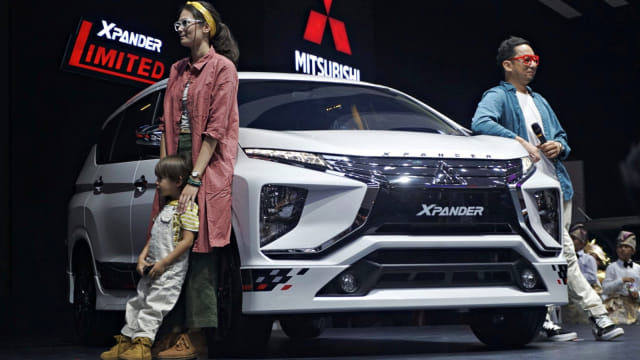 Xpander Limited, Indonesia Internasional Motor Show,