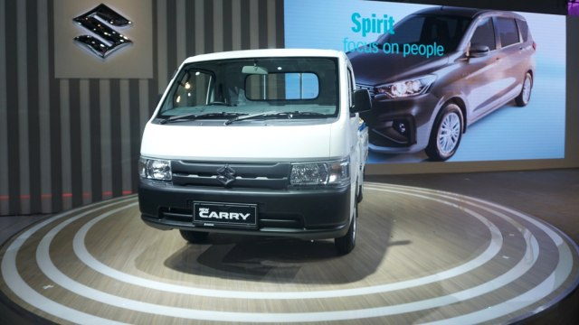New Suzuki Carry, IIMS 2019, Jiexpo Kemayoran