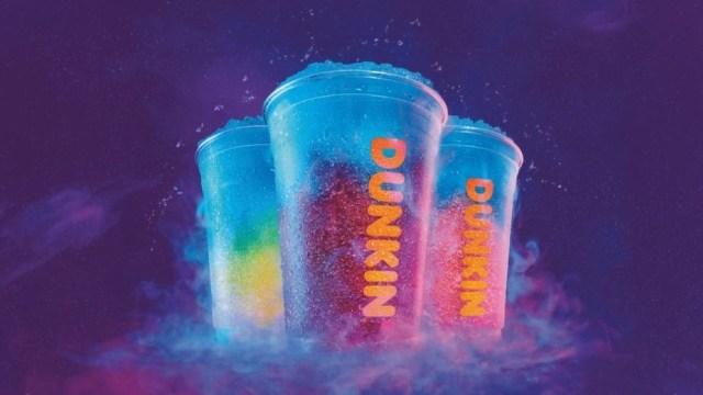 Cosmic colatta dari Dunkin' Amerika