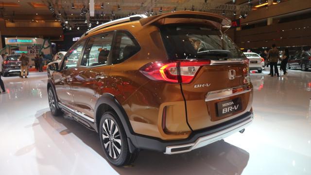 Detail Ubahan Dan Harga Lengkap Honda Br V Baru Kumparancom