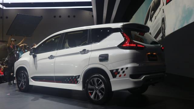 Mitsubishi Xpander Edisi Terbatas Cuma Ada 1.000 Unit (381914)