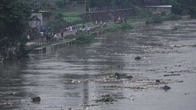 Banjir di Kalibata dampak naiknya air di Bendung Katulampa