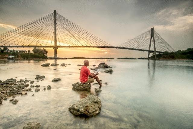 Jembata Balerang, Batam (NOT COVER)