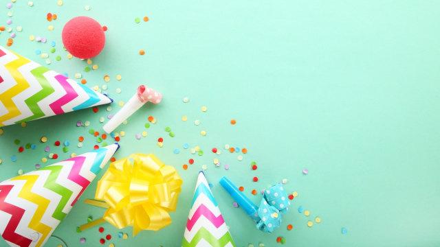 Ilustrasi ulang tahun