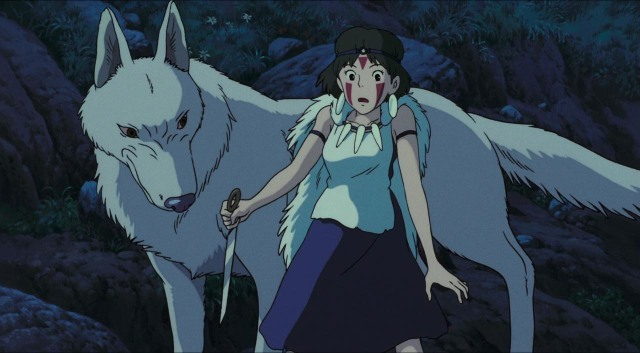 Film animasi Studio Ghibli, 'Princess Mononoke'