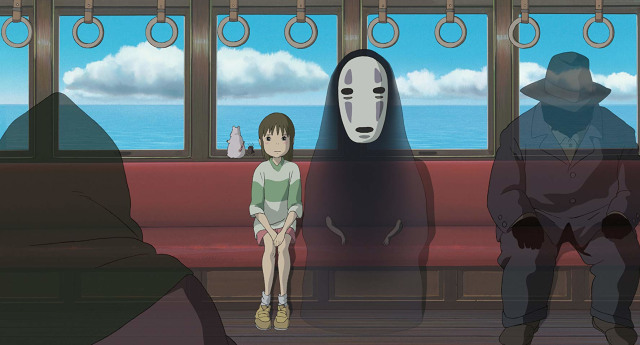 Film animasi Studio Ghibli, 'Spirited Away'