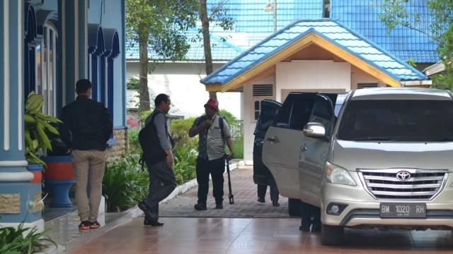 Rumah Wali Kota Dumai Digeledah Usai 2 Hari KPK Gelar Monev  (727547)