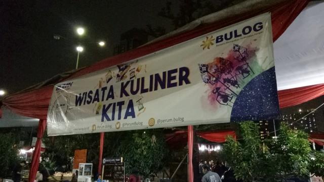 (NOT COVER) Pesta Rakyat, Pagelaran Wayang, Hut Perum Bulog