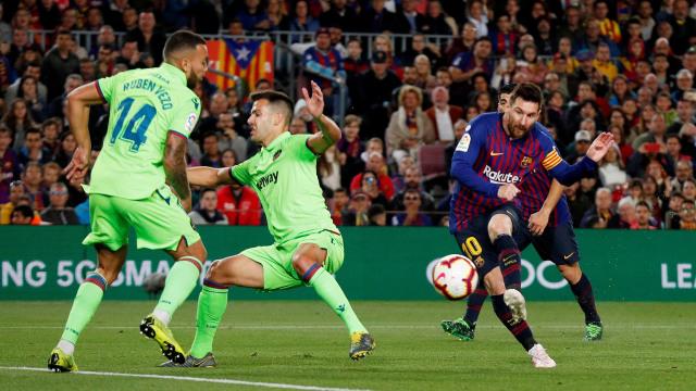 Link Live Streaming Levante vs Barcelona di Liga Spanyol (115703)