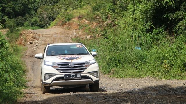 Otomotif, Daihatsu, Terios, Indonesia, bengkulu,