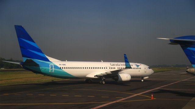 Pesawat Garuda Indonesia
