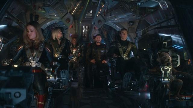 Para Pemain Film Avengers: Endgame Reuni di Kids' Choice Awards 2020 (508259)