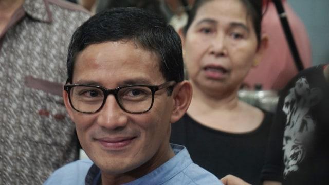 Sandi soal Wiranto Bentuk Tim Awasi Ucapan Tokoh: Kurang Kerjaan (3068)