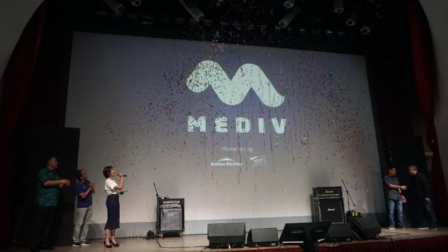com-Grand Launching Mediv, acara utama peluncuran platform digital Mediv
