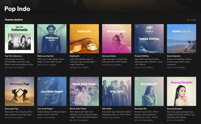 com- Pop Indo Hub Spotify